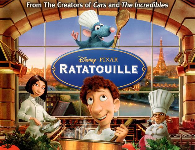 Image result for ratatouille movie