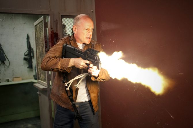 Looper - Endgame Entertainment and others - Bruce Willis as Old Joe - from http://afistfulofculture.com/2012/09/28/review-looper-is-a-dazzling-intelligent-sci-fi-noir-future-cult-classic/